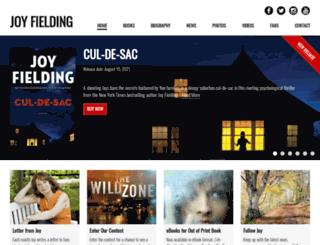 joyfielding.com screenshot