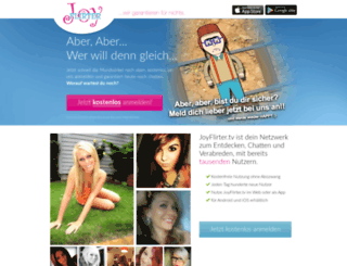 joyflirter.tv screenshot