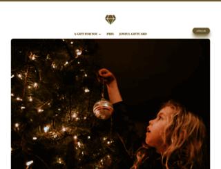 joyfulgiftcard.se screenshot