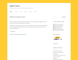 joyfultoons.com screenshot