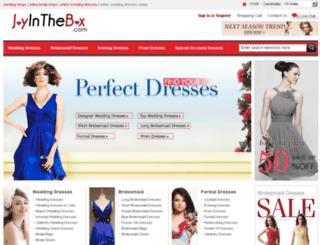 joyinthebox.com screenshot
