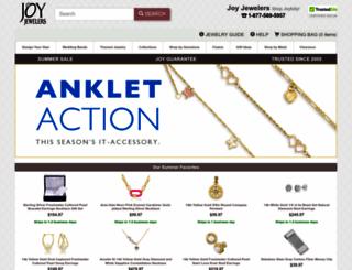 joyjewelers.com screenshot