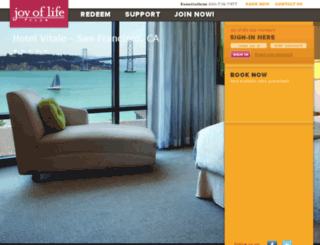 joyoflifeclub.com screenshot