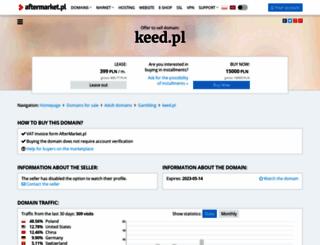 joyofsinging.keed.pl screenshot