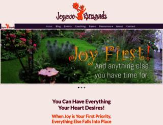 joyousrenegade.com screenshot