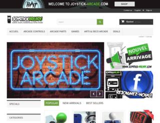 joystick-arcade.com screenshot