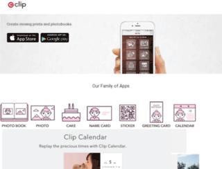 jp.clip.cc screenshot