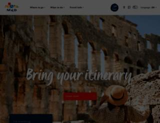 jp.croatia.hr screenshot