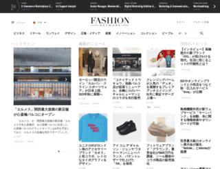 jp.fashionmag.com screenshot