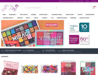 jpanmaquiagem.com.br screenshot