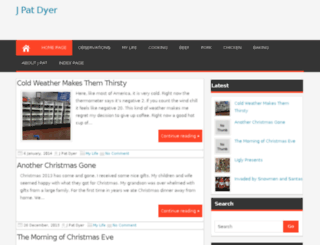 jpatdyer.com screenshot