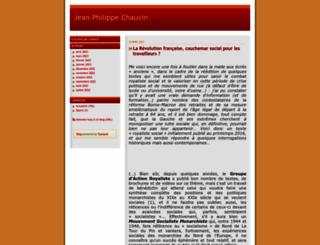 jpchauvin.typepad.fr screenshot