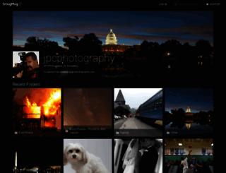 jpcphotography.smugmug.com screenshot