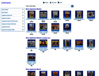 jpdorama.com screenshot