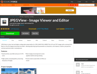jpegview.sourceforge.net screenshot