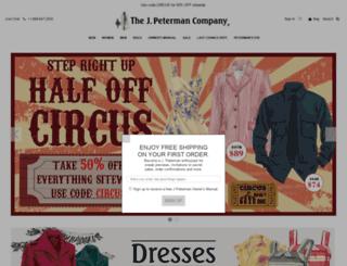 jpetermansweepstakes.com screenshot