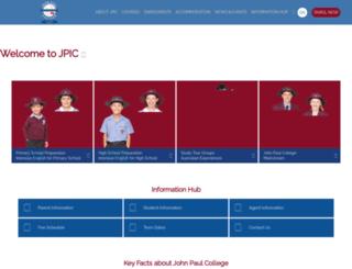 jpic.com.au screenshot