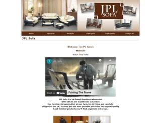 jplfurniture.co.uk screenshot