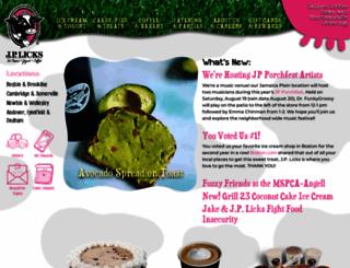 jplicks.com screenshot