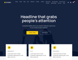 jpmaroney.com screenshot