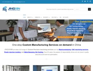jpmcnc.com screenshot