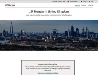jpmorgan.co.uk screenshot