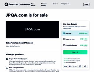 jpqa.com screenshot