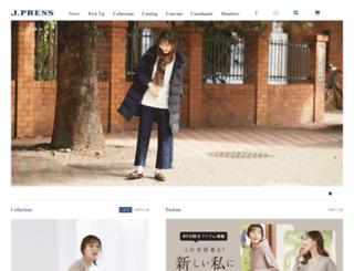 jpress-l.jp screenshot