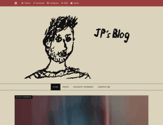 jpsblog.net screenshot