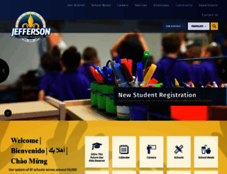 jpschools.org screenshot