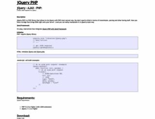 jquery.hohli.com screenshot