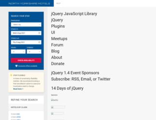 jquery14.com screenshot
