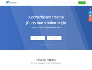 jquerypowertour.com screenshot