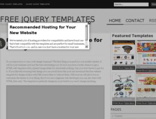 jquerytemplatesfree.com screenshot