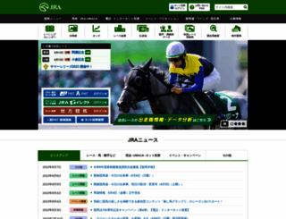 jra.jp screenshot