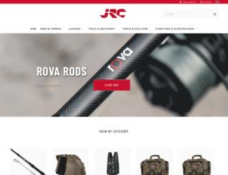 jrc-fishing.co.uk screenshot