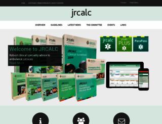 jrcalc.org.uk screenshot