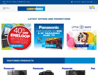 jrcamerahouse.com.au screenshot
