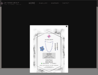 jrdiamgroup.com screenshot