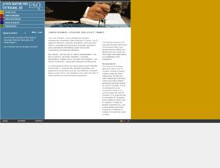 jrdlaw.com screenshot