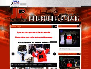 jrflyers.pointstreaksites.com screenshot
