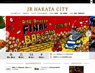 jrhakatacity.com screenshot
