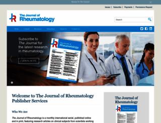 jrheum.com screenshot