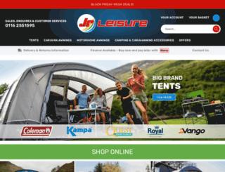 jrleisure.co.uk screenshot