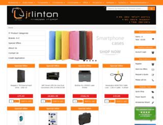 jrlinton.co.uk screenshot