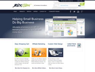 jrox.com screenshot