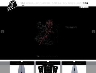 jrsurfboards.com.au screenshot