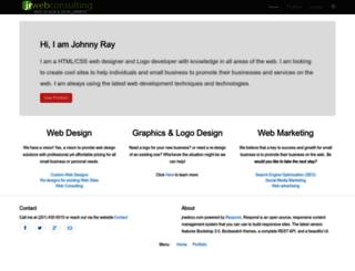 jrwebco.com screenshot