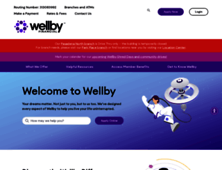 jscfcu.org screenshot