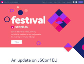 jsconf.eu screenshot